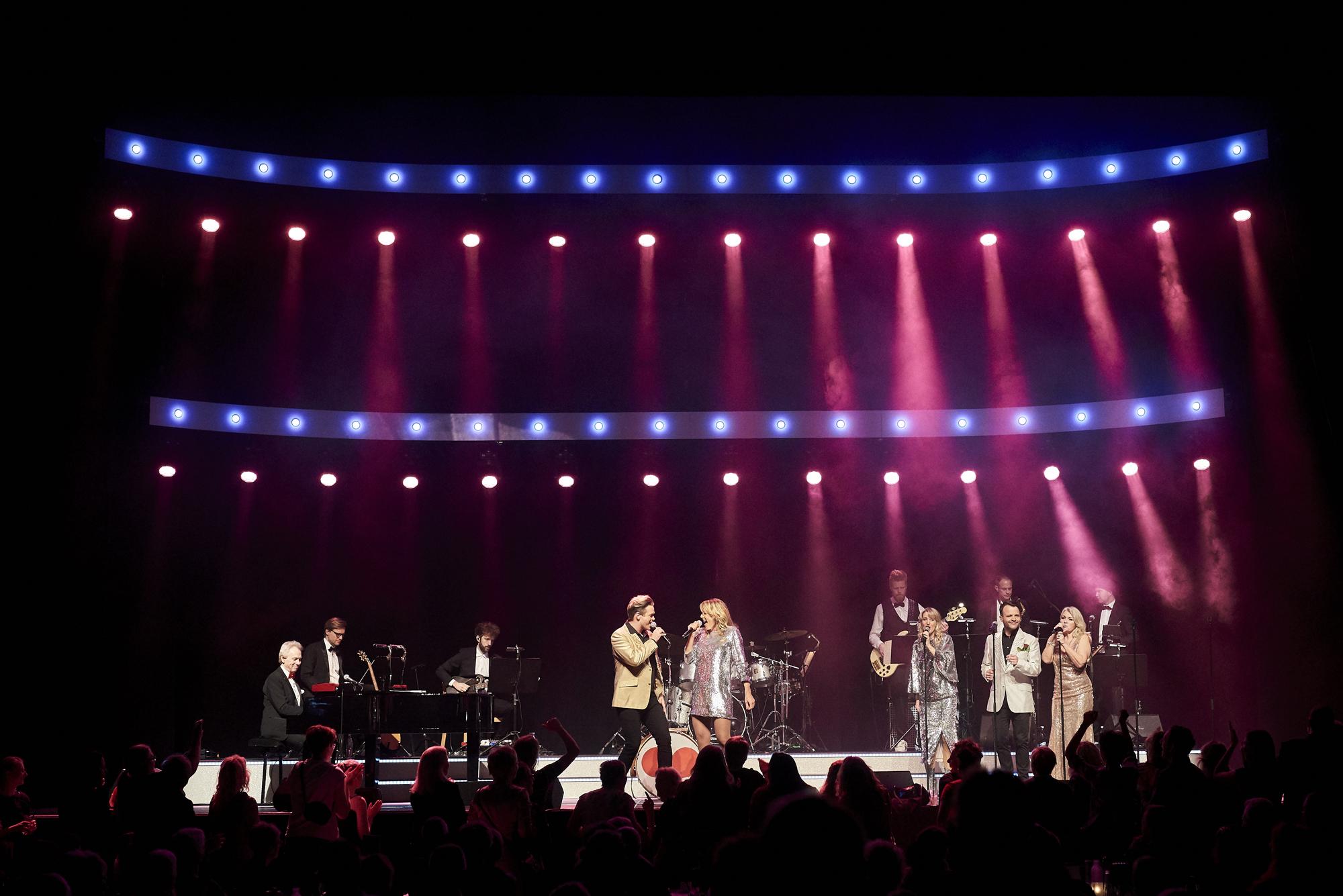 Disco tango melodi grand prix show